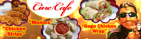 Food Menu BalajiMoviePlex